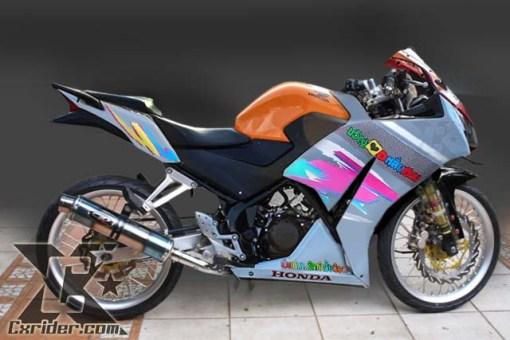 cbr 150 thailook