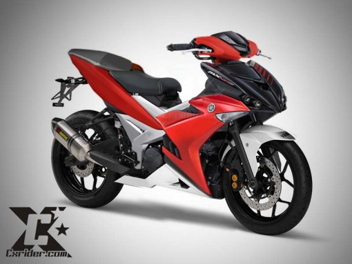 modifikasi jupiter 150 racing look