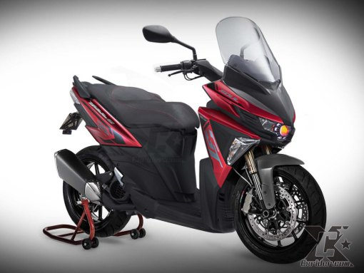 modifikasi yamaha soul gt125