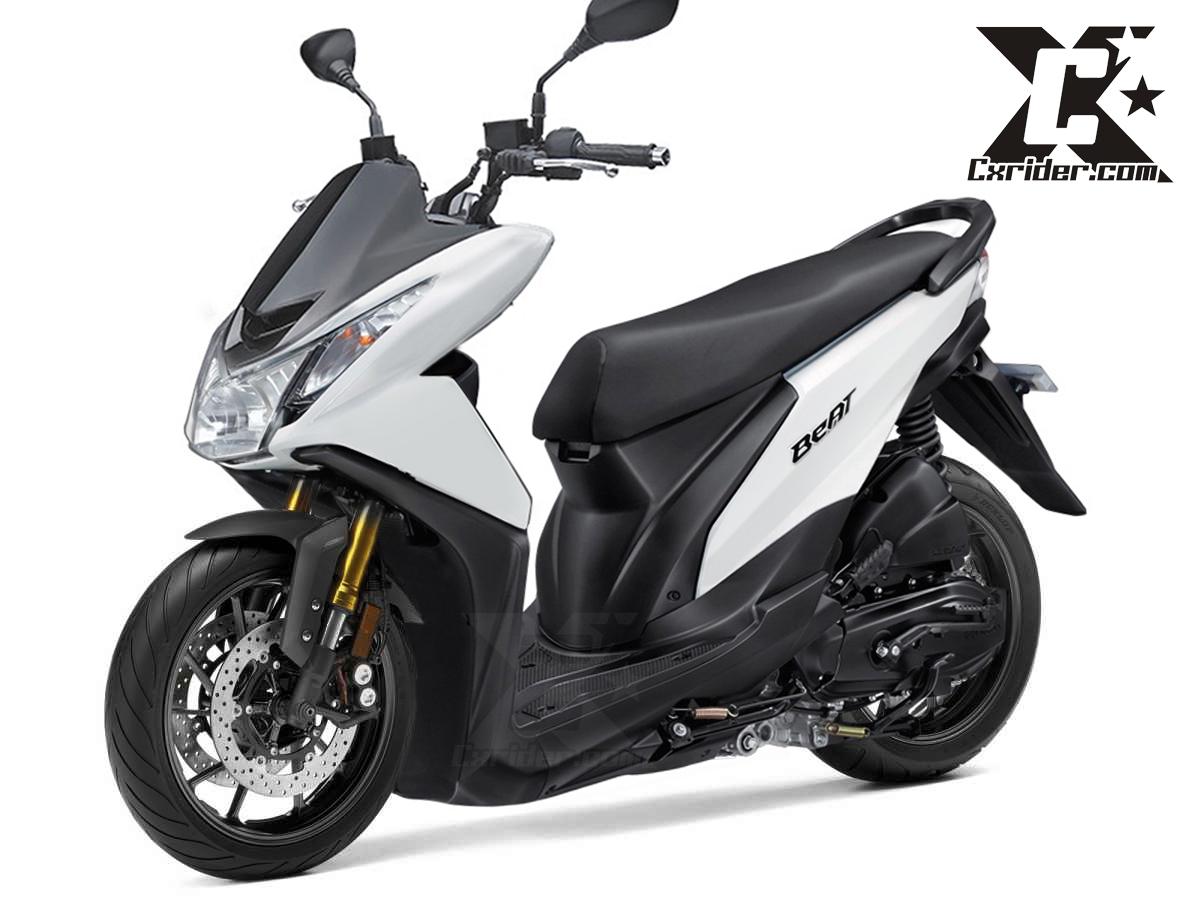 54 Modifikasi Beat Ala Nmax Terlengkap Tang Motor