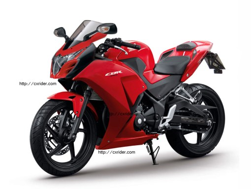 modifikasi new cbr 150 r