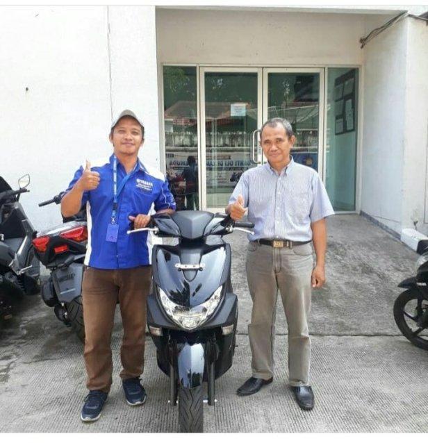 Yamaha FreeGo Sudah Sampai Ditangan Konsumen