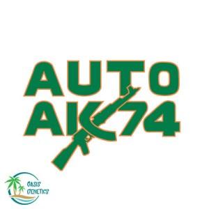 Auto AK74 Feminized Seeds (Oasis Genetics)