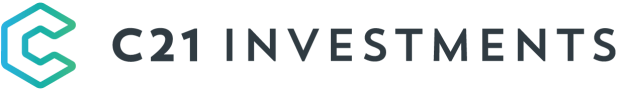 C21 Investments   The Business of Cannabis