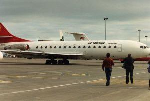 Caravelle de la compagnie Air Toulouse International (CC-BY-SA)