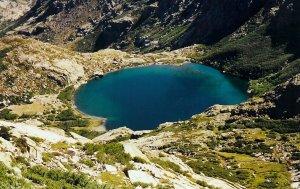 Lac Melo, Corsica 2000