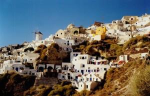Santorin : moins touristique que Thira, Oia est éblouissante