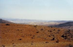 Les contreforts du Moyen-Atlas