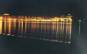 Balade nocturne à Calvi
