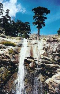 Les cascades de Radule
