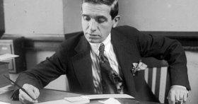 Madoffs Meister: Wer war Charles Ponzi?