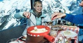 Wegen Brandgefahr - EU will Schweizer Bergbahnen das Fondue in der Gondel verbieten