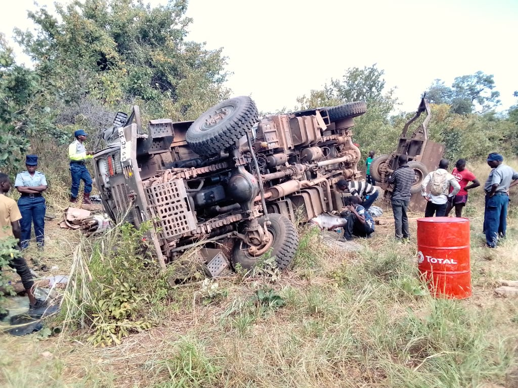 Soldier dies in army truck accident