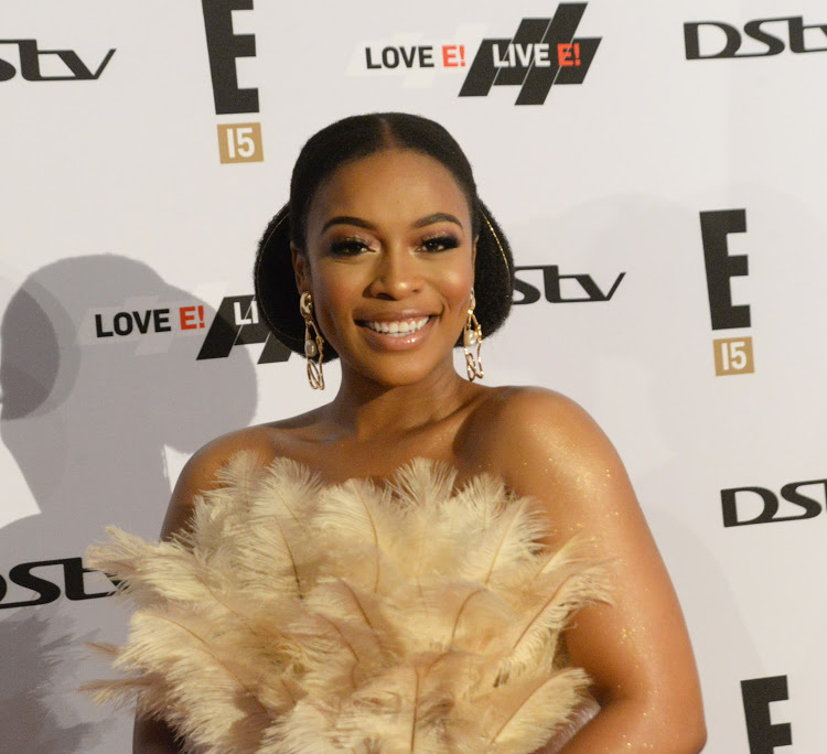 Why Nomzamo Mbatha Left USA Before The Release Of Coming To America 2?