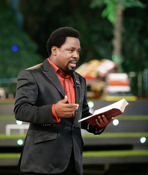 """TB Joshua Banned By Youtube Over Claims That He Can """"Cure"""" Gay People"""