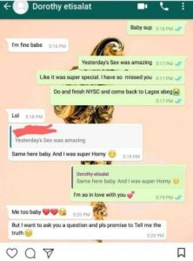 Avoid Getting Caught By Your Lover When You're Cheating On WhatsApp