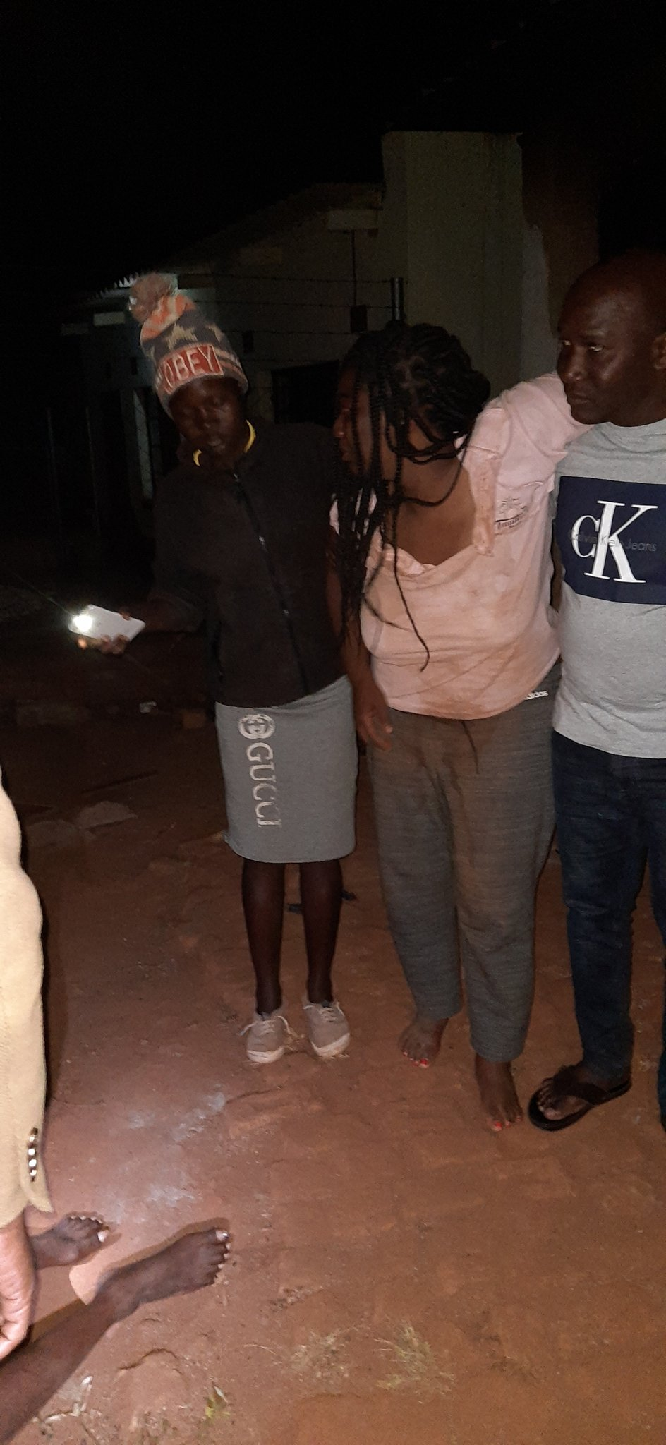 Tortured MDC Youth Leaders