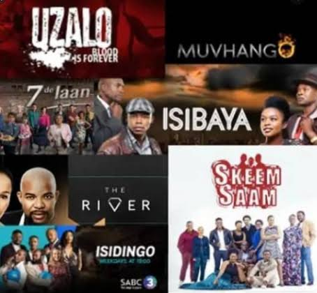 Most Watched TV Shows In South Africa