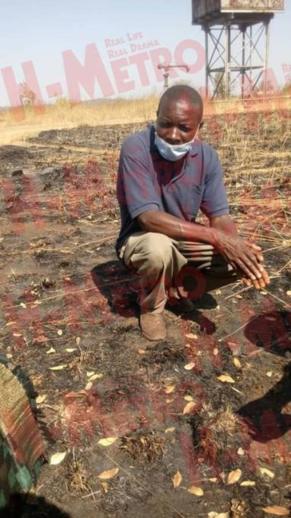 Man Forced To Exhume Wife's Grave