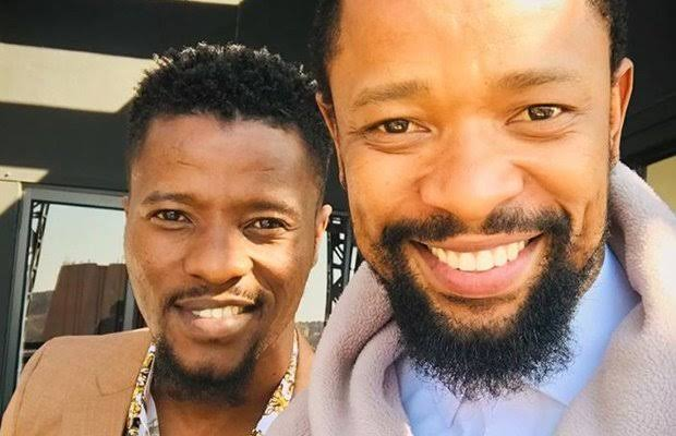 Khoza Brothers Pop Champaign To Celebrate Featuring On Kings Of Joburg
