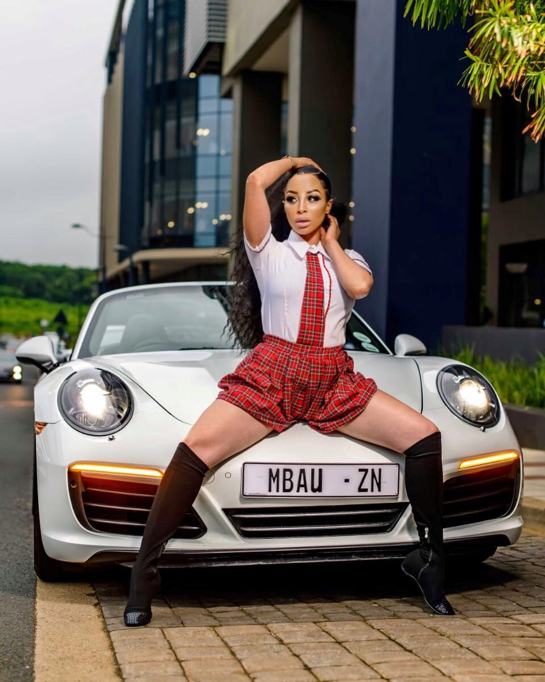 High Court Orders Bank To Repossess Khanyi Mbau's Luxury Cars