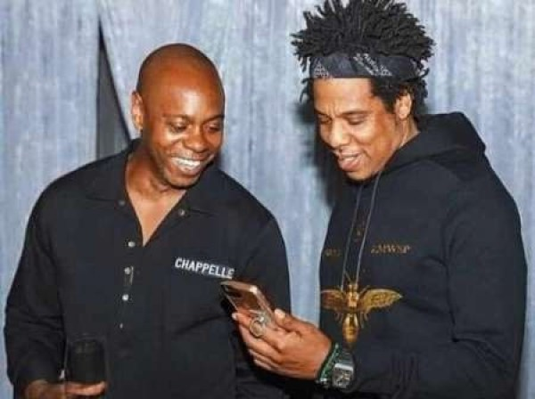 Jay Z Wears Nasty C's Zulu Man