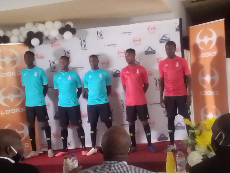 Highlanders New Training Kit Causes Mixed Reaction-iHarare