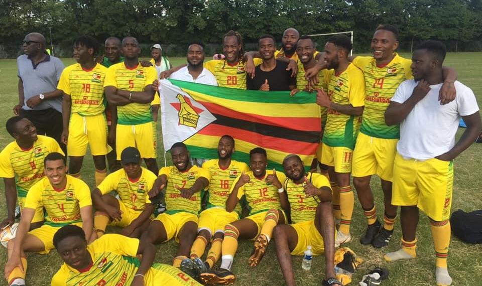 Zimbabwe Thrown Out Of Cosafa U-17 Championship For Cheating