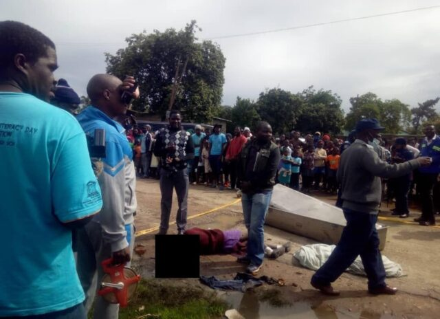 Grade 7 Student Stoned To Death By Mentally Challenged Man