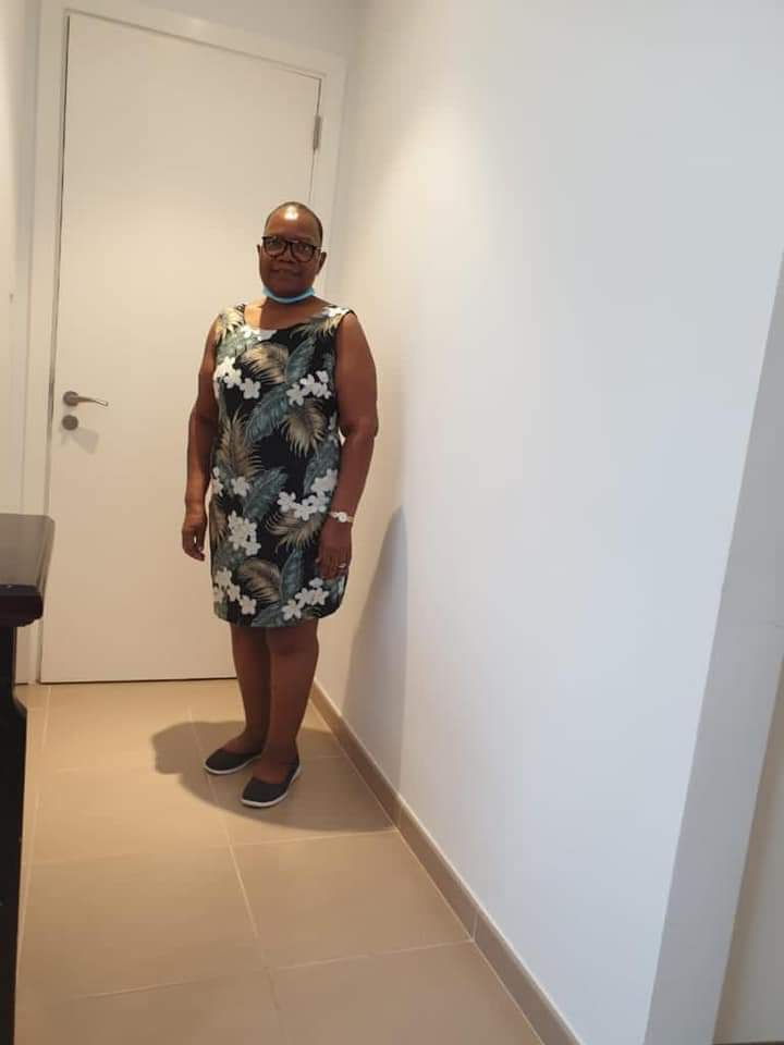 Former Vice President Joice Mujuru Weight Loss Pics Raises Eyebrows-iHarare