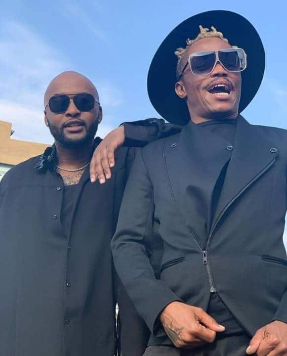 Somizi And Vusi Nova Song, A Remake Of His Late Aunt Busi Mhlongo's Song