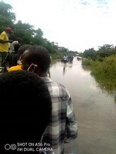 Six Missing After Being Swept Away By A Flooded River