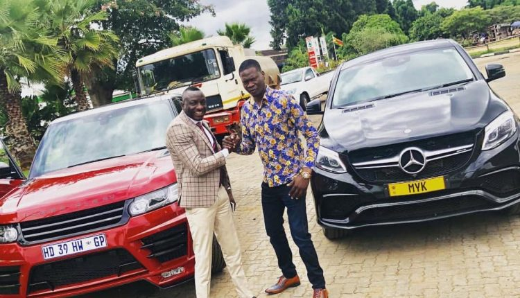 Socialite Mike Chimombe Tests Positive For Covid-19