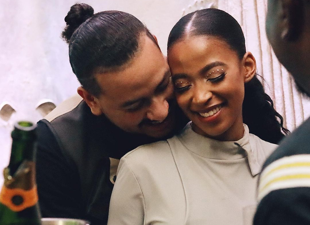 AKA Proposes To His Girlfriend Nellie Tembe-iHarare