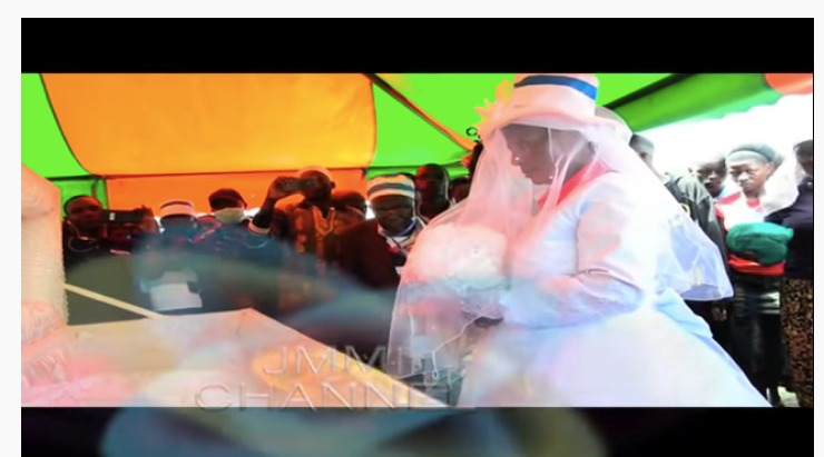 Watch As Woman Weds Her Dead Husband Before Burial-iHarare