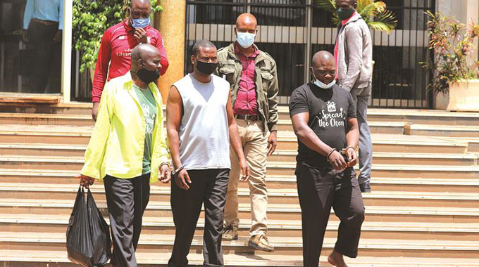 How The Gwebi US$2.5 Million Robbers Spent Their Loot Days After Robbery