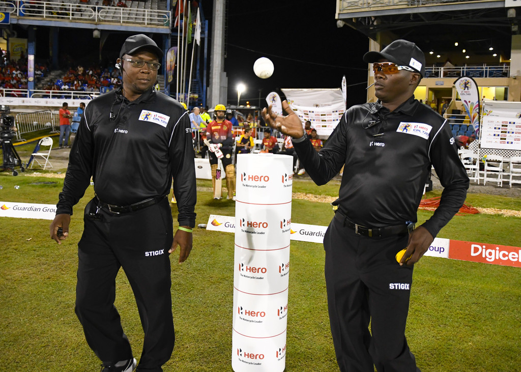 Zimbabwe's Langton Rusere Makes History As Cricket's First Black African Umpire For Test Matches