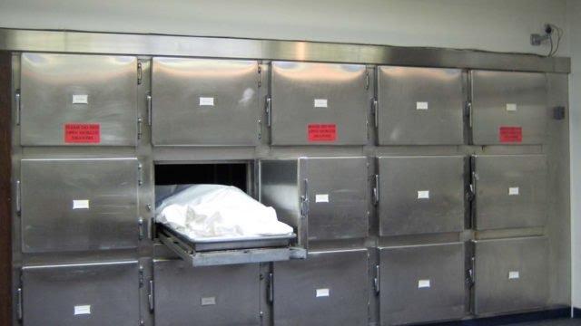 Body Rots In Mortuary