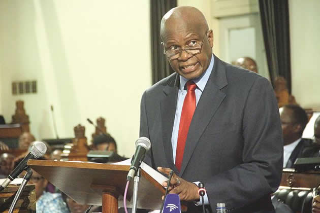 """""""Airbags Saved Me""""- Patrick Chinamasa Speaks After Surviving Road Accident-iHarare"""
