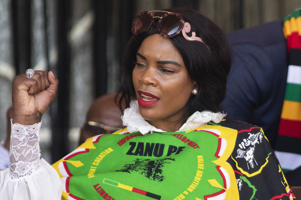 Marry Mubaiwa Chiwenga's Family BEGS For Negotiations