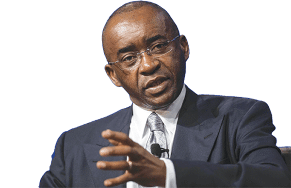 Strive Masiyiwa Forced To Sell Massive Shares From Company