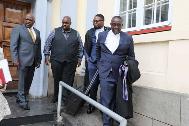 Wicknell Chivayo In Trouble As Supreme Court Reverses Acquittal