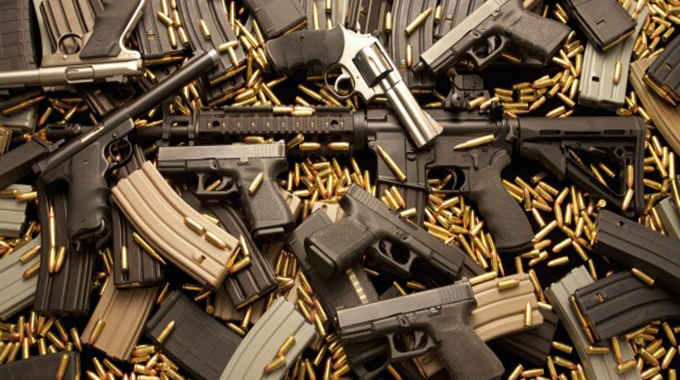 Cop, Wife Arrested For Running A Gun Smuggling Syndicate