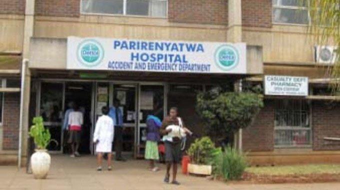 Parirenyatwa nurses resist eviction- iHarare