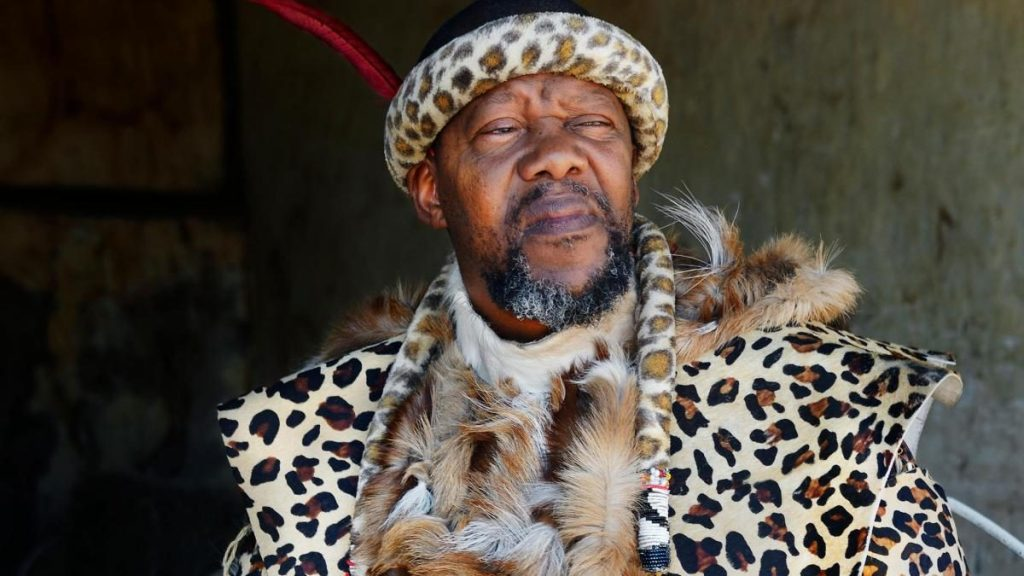 Chief Ndiweni removed as chief with immediate effect