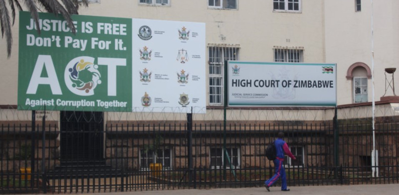 President Appoints Tribunal To Investigate High Court Judge Mabhikwa After Bedroom Photos Leaked