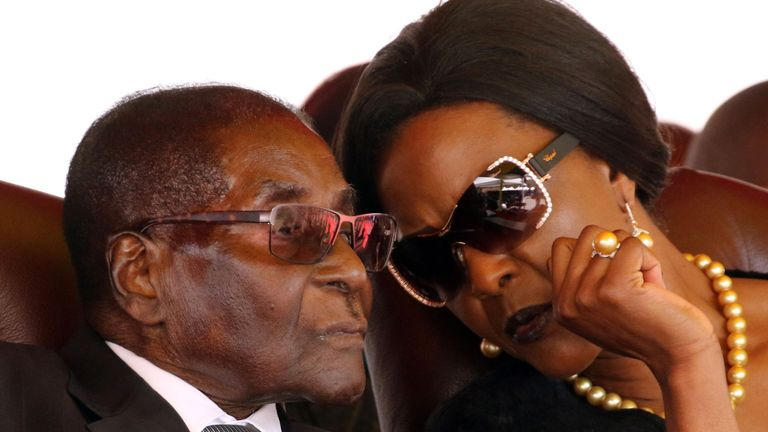 Reactions To Chief's Order For Robert Mugabe To Be Exhumed, Reburied