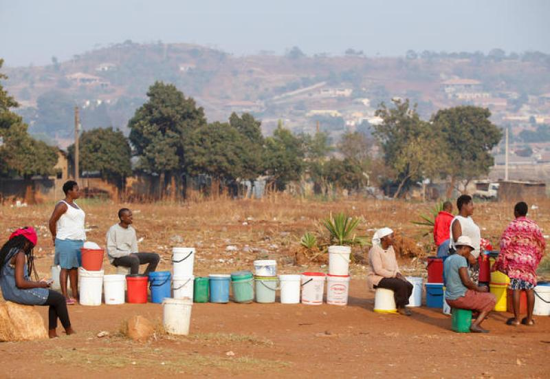 Sex For Water In Harare Suburb