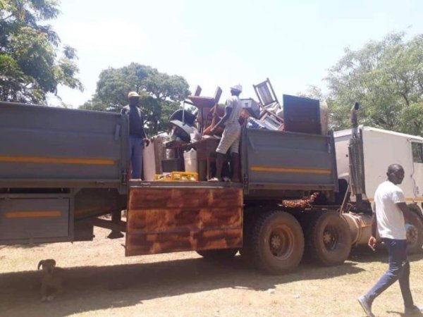 White farmer evicted coup style from Chinhoyi farm