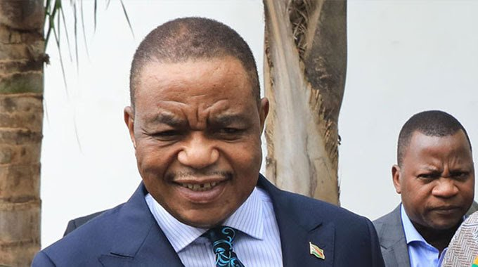 Vice President Chiwenga Appointed Minister Of Health